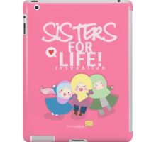Sisters for Life Insya-Allah iPad Case/Skin
