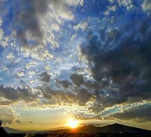 ©HCS Resonance Of Sunset by OmarHernandez