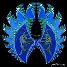 """Blue Crest"" by Patrice Baldwin"