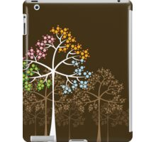 Four Seasons Trees iPad Case/Skin