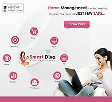 Home Management Software- SmartDiva by smartdiva