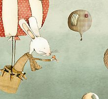 Balloon by Judith Loske