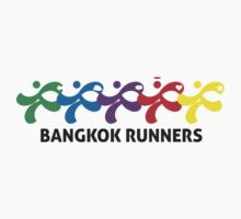 Bangkok Runners | Logo 6 colors by Lin Da