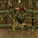 Steampunk Vandal by Liam Liberty