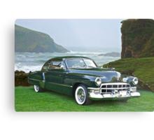 1949 Cadillac 6107 Sedanette III Metal Print