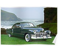 1949 Cadillac 6107 Sedanette III Poster