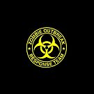 Zombie Outbreak Response Team iCase - Yellow by Ron Hannah