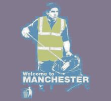 Welcome to Manchester Tevez by ThompyD