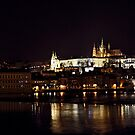 Prague Panoramic by Elizabeth James