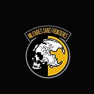 Militaires Sans Frontieres (ipad/ipod case, black) by carnivean
