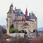 Menthon Saint Bernard Castle