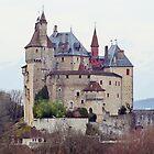 Menthon Saint Bernard Castle