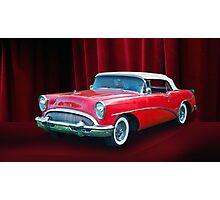 1954 Buick Skylark Convertible Photographic Print