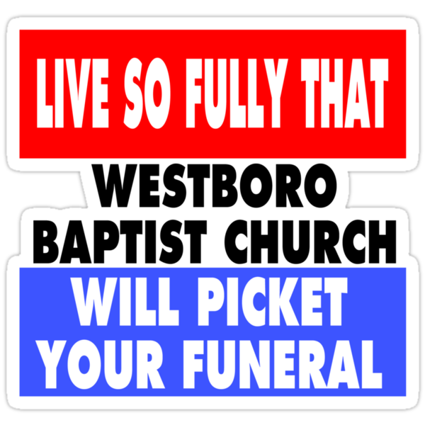Make Westboro Hate You by SwiftWind