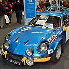 Alpine A110 2338 GW 76 by Willie Jackson