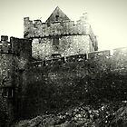 Cahir Castle Landscape by CHINOIMAGES