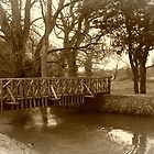 Cahir Wooden Bridge by CHINOIMAGES