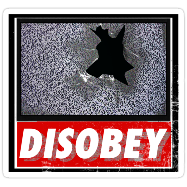 Disobey TV by lab80