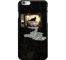 Kill your TV iPhone Case/Skin