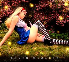 Hayley as Alice by ravenmacabre