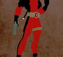 Deadpool by jehuty23