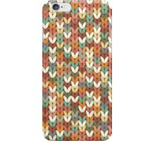 Knitted Earth iPhone Case/Skin