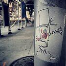 Columbus, N.Y.C by Noemad