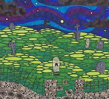 Graveyard by Joshessel