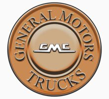 Vintage GMC Logo Design by OldDawg