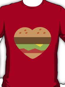 I heart burgers T-Shirt
