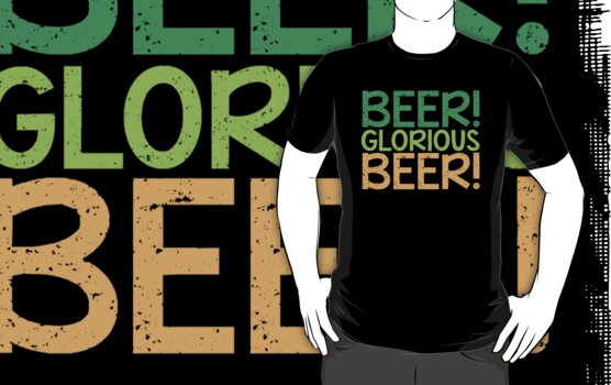 BEER GLORIOUS BEER! by jazzydevil