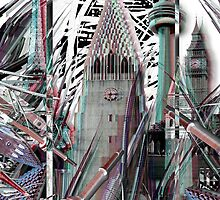 TALL BUILDINGS COMPOSITE by NEIL BEER