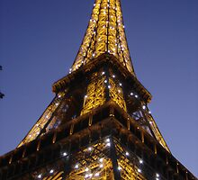 Tower By Night by StuartAJohn