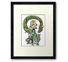 Loki's Children Framed Print