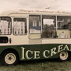 Scream For Vintage Ice Cream by Catfink