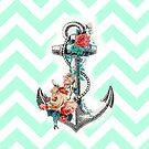 Mint Anchor by rapplatt