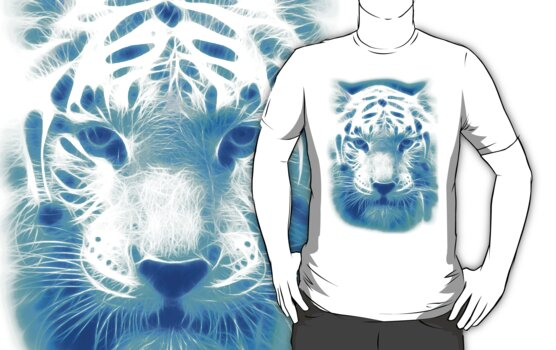 Tiger Blue by portiswood