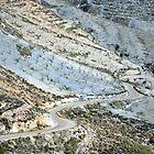 Rolling Hills in Almeria by SpainBuddy