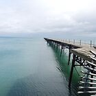 Queen's Pier, Ramsey, Isle of Man by FrancesArt