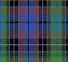 01932 Cascade Summers Tartan Fabric Print Iphone Case by Detnecs2013