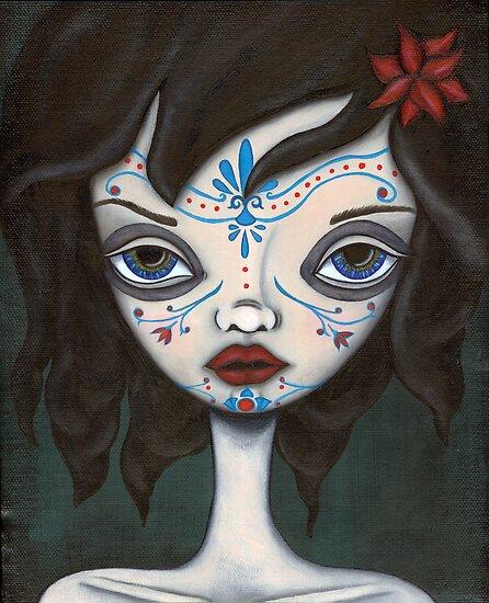 We all wear masks by LeaBarozzi