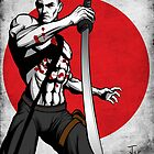 Bloodshot by jarofcomics