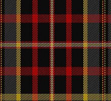 01943 Cates Dress Clan/Family Tartan Fabric Print Iphone Case by Detnecs2013