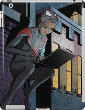 Ultimate Spider-Man Miles Morales by jarofcomics
