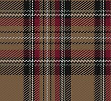 01949 Red Cavalier Fashion Tartan Fabric Print Iphone Case by Detnecs2013