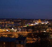 Cincy by Night by Cathy Donohoue