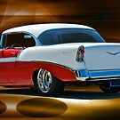 1956 Chevrolet Bel Air II by DaveKoontz