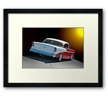 1956 Chevrolet Bel Air I Framed Print