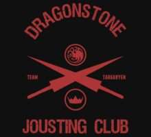 House Targaryen Jousting Club Game of Thrones by chadkins