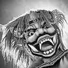 Ogoh-Ogoh monster by Jenny Norris